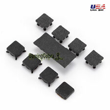 Replacement Part Plastic Foot Mats Black for Sony PS3 Slim NEW US Shipping