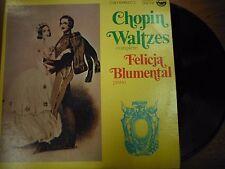 33 RPM Vinyl Chopin Waltzes Everest records SDBR3378 Stereo  050615SM