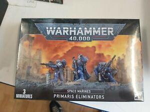 Space Marines Primaris Eliminators Warhammer 48-93 Brand New & In Stock
