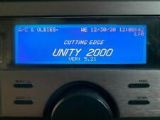 Cutting Edge Unity 2000i Professional FM-Radio-Broadcast-Audio-Soundprozessor