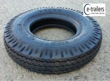 KENDA 6PLY 500x10 5.00-10 500-10 Tubeless Trailer Tyre High Speed 447kg each