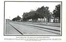 1907 The Terminus Of The Much Talked Of Baghdad Railway