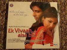 EK VIVAAH AISA BHI ~ Bollywood soundtrack Hindi CD ~ new & sealed ~ravindra jain