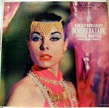 Pierre Monteux Rimsky Korsakoff Scheherazade vinyl record [Vinyl]