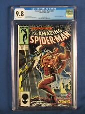 MARVEL COMICS CGC 9.8 THE AMAZING SPIDER MAN 293 10/87 WHITE PAGES