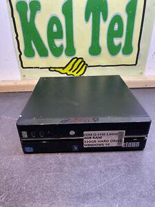 CHEAP SMALL MINI PC STONE SFF Core i3 4160 4GB Ram 320GB HDD WINDOWS 10 DESKTOP