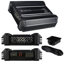 Orion XTR5004 XTR 4 Channel Amplifier 2000 Watts