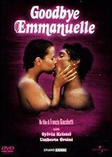 GOODBYE EMMANUELLE  DVD