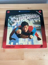 Superman The Movie Christopher Reeve Margot Kidder Gene Hackman