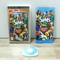 Sony PSP - Les sims 2, Animaux & Cie - PAL