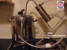 12 L Inox Autocuiseur & distillateur d'eau huile alcool Moonshine