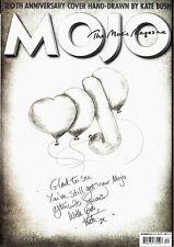 MOJO 12/2013 20th Anniversary KATE BUSH COVER Laura Mvula STEVIE NICKS + CD @New