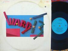 Ward 13 ORIG OZ Mini LP Too much talk NM '82 Mercury 6437160 New wave