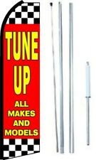 New listing Tune Up All Makes And Models Swooper Flag With Complete Hybrid Pole set