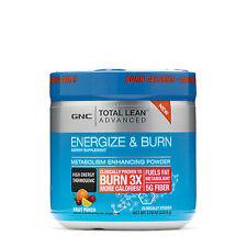 GNC Total Lean Advanced Energize  Burn Fruit Punch 220.8 g