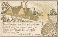 Postcard Poem Everyday