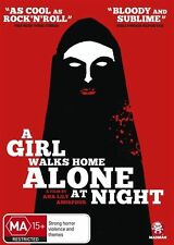 A Girl Walks Home Alone at Night NEW R4 DVD