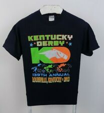 Kentucky Derby 139th Annual Black Tshirt Size Medium