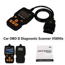 Professional Portable VS890s Car Code Reader OBD2 OBDII Diagnostic Scanner Tool