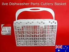 ilve Dishwasher Spare Parts Cutlery Basket Rack Replacement White *New* (B77)