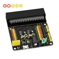 For Arduino Keyestudio Sensor Shield Expansion Board V2 For Bbc Microbit