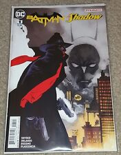 batman and the shadow #1 Sale variant