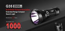 Klarus G35 1000M 2000LM flashlight