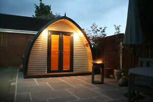 Composite Camping Pod,  Glamping Pod,  Home Office