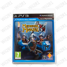 Medieval Moves for PS3 MOVE CAMERA/MOTION CONTROLLER REQUIRED *1ST CLASS POST*