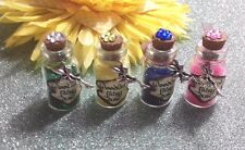 🧚 Fairy Dust / Fairy Wishing Bottles / Fairy Woodland theme/ Party Favors /Gift
