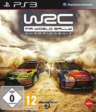 Sony PS3 Playstation 3 Spiel ***** WRC FIA World Rally Championship *****NEU*NEW