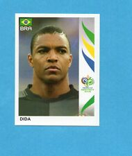 PANINI-GERMANY 2006-Figurina n.380- DIDA - BRASILE -NEW BLACK