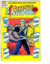 6 Indy Comics First Six Pack DHP 5 Justice Machine 1 Twilight Zone Avenger J224