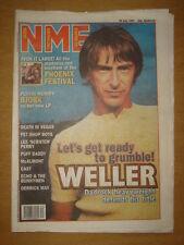 NME 1997 JUL 26 PAUL WELLER BJORK DEATH IN VEGAS CAST