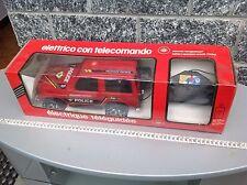 Vintage 80s  Re.El Made In Italy 4x4 POLICE highway patrol Filoguidate Nib