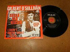 GILBERT O'SULLIVAN - SUSAN VAN HEUSEN - I DIDN'T KNOW WHAT   / LISTEN - POP FOLK