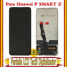 PANTALLA PARA HUAWEI P SMART Z STK-LX1 STK-LX2 LCD TACTIL DIGITALIZADOR NEGRO