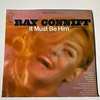 Ray Conniff And The Singers ‎– It Must Be Him: Columbia 1967 Vinyl LP ((Pop))