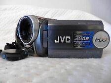 JVC EVERIO GZ-MG37AG 30GB hard disk drive HDD camcorder Video camera SD Slot