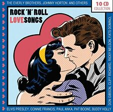 Rock 'n' Roll Love Songs [CD]