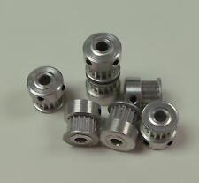 T2.5-16T aluminium pulleys