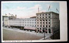 Honolulu Hawaii~1900's Alexander Young Hotel