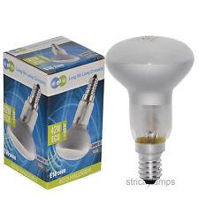 R50 Reflector Halogen Energy Saving 60W Light Bulbs E14 Edison Ses Pack Of 5