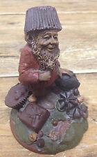 Gnome Chocolate Chip Figurine Tom Clark 1985 Cairn Studios Box of Chocolates Elf