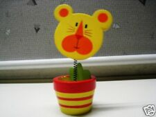 Tiger in Cactus Pot Picture/ Notes Holder