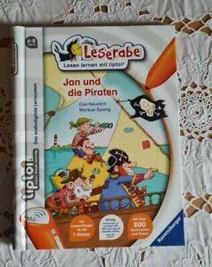 Tiptoi Buch  Jan und die Piraten