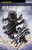 Magic Wind Vol. 4: The Beast (2014 Paperback), graphic novel, Manfredi, Frisenda