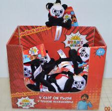 "Ryan's World Combo Panda 4"" Clip On Plush Toy Review Gamer"