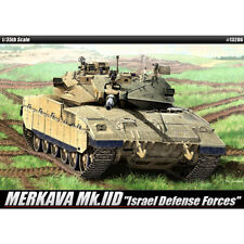 ACADEMY #13286 1/35 Plastic Model Kit MERKAVA MK.IID Israel Defense Forces