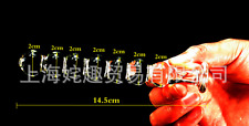*** SMALL SLIM_BUTT PLUG GLASS_TOY DILDO_ANAL BEADS FAST SHIPPING ADULT TOY ***